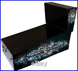 Mini Virtual Pinball Cabinet Kit Cam Lock Assembly, Plexiglass