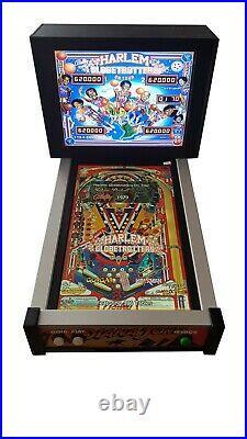 Mini Virtual Pinball Versione with mini PC Ryzen 7
