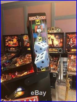 Monopoly Pinball Arcade Machine by Stern