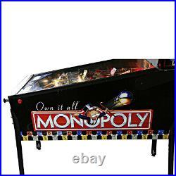 Monopoly Pinball Machine by Stern Professionally Refurbished