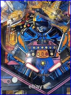 Motordome Pinball Machine Bally Coin Op Arcade Free Shipping Motorcross