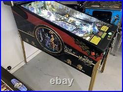 Munsters Limited Edition Pinball Topper Mods Free Shipping Stern