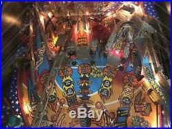 NBA FASTBREAK PINBALL MACHINE Arcade Machine Coin Op Vintage