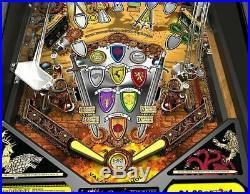 NEW Game of Thrones PRO Pinball Machine Free Shipping