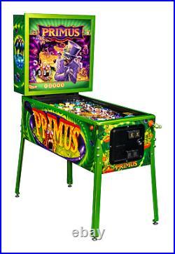 NEW Stern Primus Pinball Machine