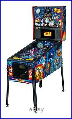 NEW Stern Star Wars PRO Pinball Machine Free Shipping Comic Edition