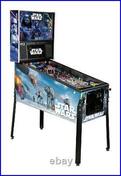 NEW Stern Star Wars Premium Pinball Machine Ships August