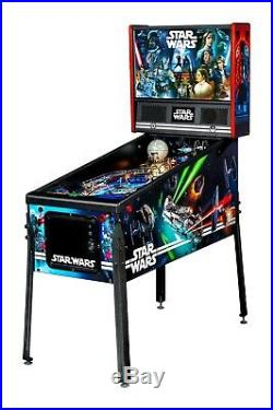 NEW Stern Star Wars The Pin Pinball Machine Home Edition In Stock