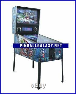 NEW Virtual Pinball Machine 1080 Games, MARVEL, STAR WARS, WALKING DEAD ART