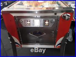 NICE! Night Rider Pinball Machine by Bally-FREE SHIPPING