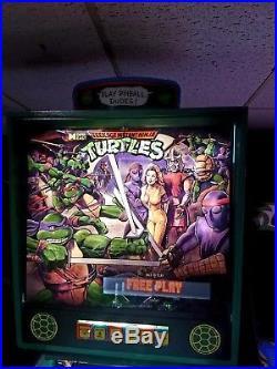 Nice Teenage Mutant Ninja Turtles Pinball