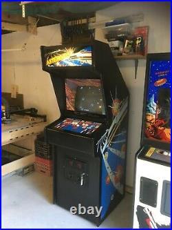 Original 1979 Atari ASTEROIDS Arcade Video Game Machine