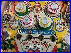 Paradise Pinball Machine by Gottlieb-FREE SHIPPING