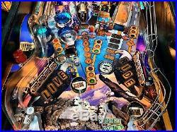 Pinball SEGA Harley Davidson 1996 1° Edition Flipper VERY-RARE Working 100%