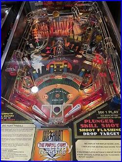 Pinball machine The Big Hurt