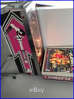 Playboy 1978 Pinball Machine by Bally