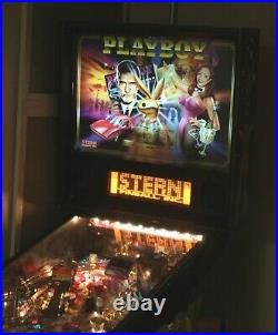 Playboy pinball game machine by Stern Tested good