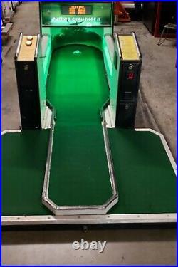 Putting Challenge II Arcade Game