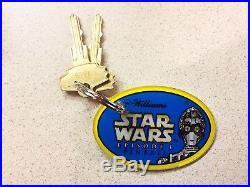 RARE Star Wars Episode 1 Collectors Series Williams Pinball Machine