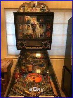 Rare, Collectible Addams Family Pinball Machine