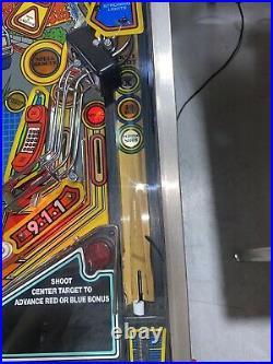 Rescue 911 Gottlieb 1994 Original Pinball Machine LEDs Free Shipping