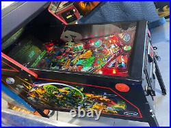 Revenge From Mars Pinball Machine By Bally Free Shipping LEDS