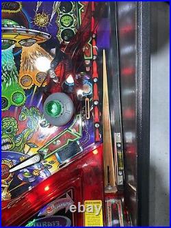 Revenge From Mars Pinball Machine Williams LEDs Free Ship Star Wars Episode One