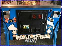Road Show Pinball Machine
