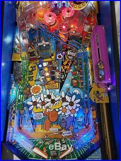 Rocky & Bullwinkle & Friends by Data East COIN-OP Pinball Machine