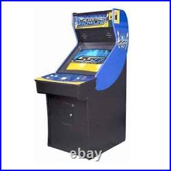 SILVER STRIKE BOWLING ARCADE MACHINE (Excellent) withLCD MONITOR UPGRADE