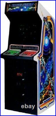 SPACE DUEL ARCADE MACHINE by ATARI 1982 (Excellent Condition) RARE