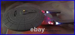 STAR TREK The Next Generation Pinball STTNG Enterprise Mod