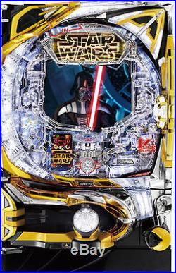 STAR WARS 3D Pachinko Pinball Machine BATTLE OF VADER 2015 500 balls free