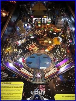 STARGATE Pinball Arcade Machine Permier Gottlieb