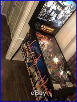 STARSHIP TROOPERS SEGA PINBALL Machine