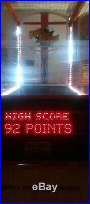 SUPER SHOT ARCADE BASKETBALL MACHINE by SKEEBALL (Excellent Condition) RARE