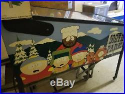 Sega South Park Pinball Machine