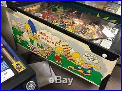 Simpsons Pinball