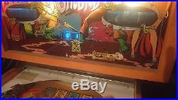 Sinbad Pinball Machine Gottlieb Cool Man Cave