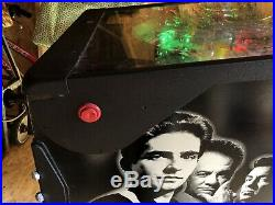 Sopranos Party Pinball Machine Stern Excellent Condition 10+ Low Private Usage