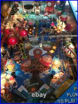 South Park Pinball Machine