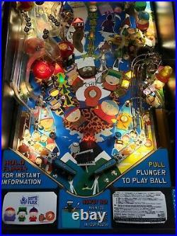 South Park Sega Pinball Leds