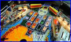 Spectacular! ADDAMS FAMILY Collector Pinball MACHINE clean! New Playfield! Wow