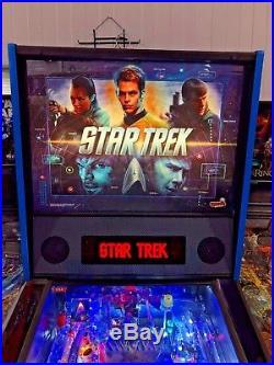 Star Trek Pro Pinball Machine by Stern