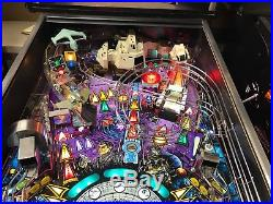 Star Trek The Next Generation, Full Size Pinball Machine -excellent 100% -calif