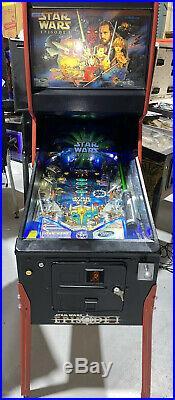 Star Wars Episode 1 Pinball Machine Bally Arcade LEDs Free Ship