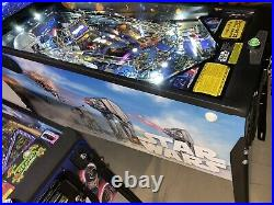 Star Wars Premium Edition Pinball Mods Free Shipping Stern