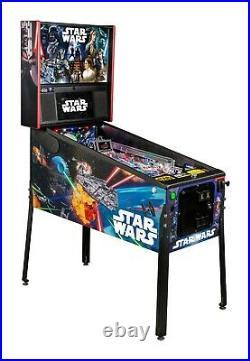 Star Wars Pro Pinball by Stern -Free Shipping