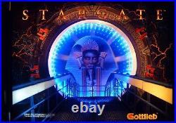 Stargate Complete LED Lighting Kit custom SUPER BRIGHT PINBALL LED KIT