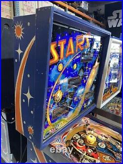 Stars Pinball Machine Coin Op Stern 1978 Free Shipping